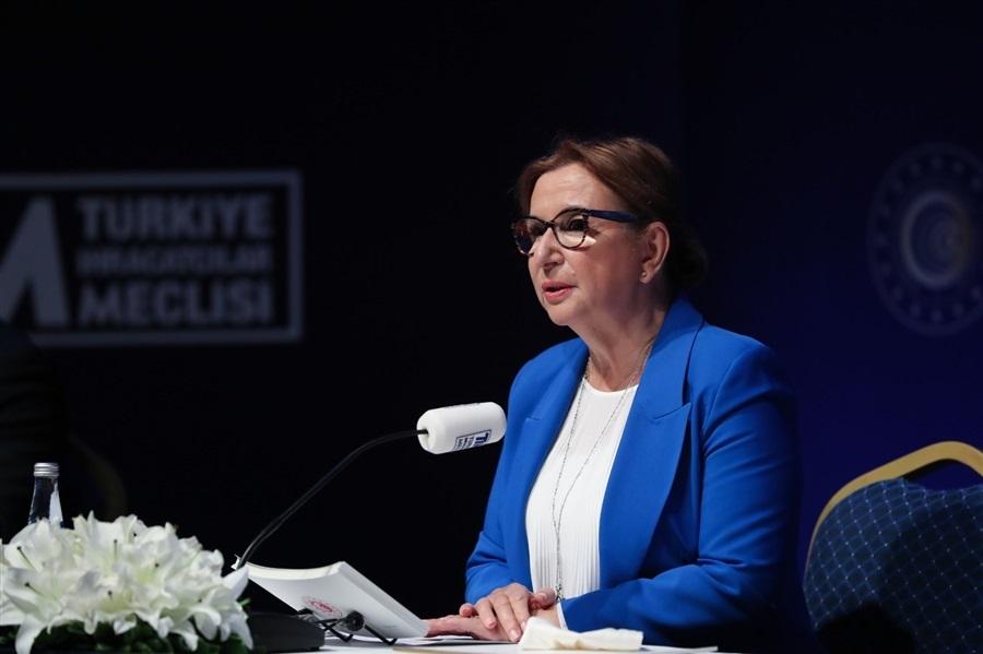 Ticaret Bakanı Ruhsar Pekcan Eylül Ayı İhracat Rakamlarını Açıkladı