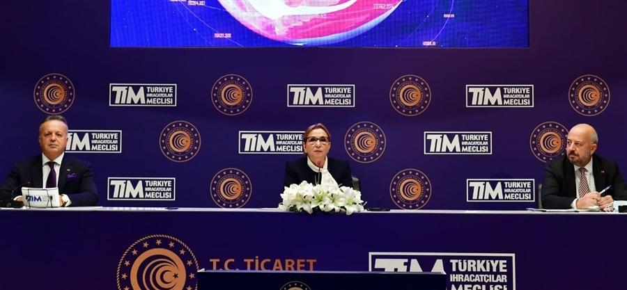 Ticaret Bakanı Pekcan, ekim ayı dış ticaret rakamlarını açıkladı
