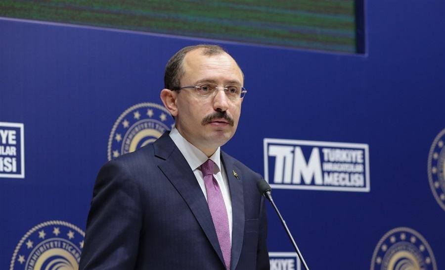 Ticaret Bakanı Muş, nisan ayı dış ticaret rakamlarını açıkladı